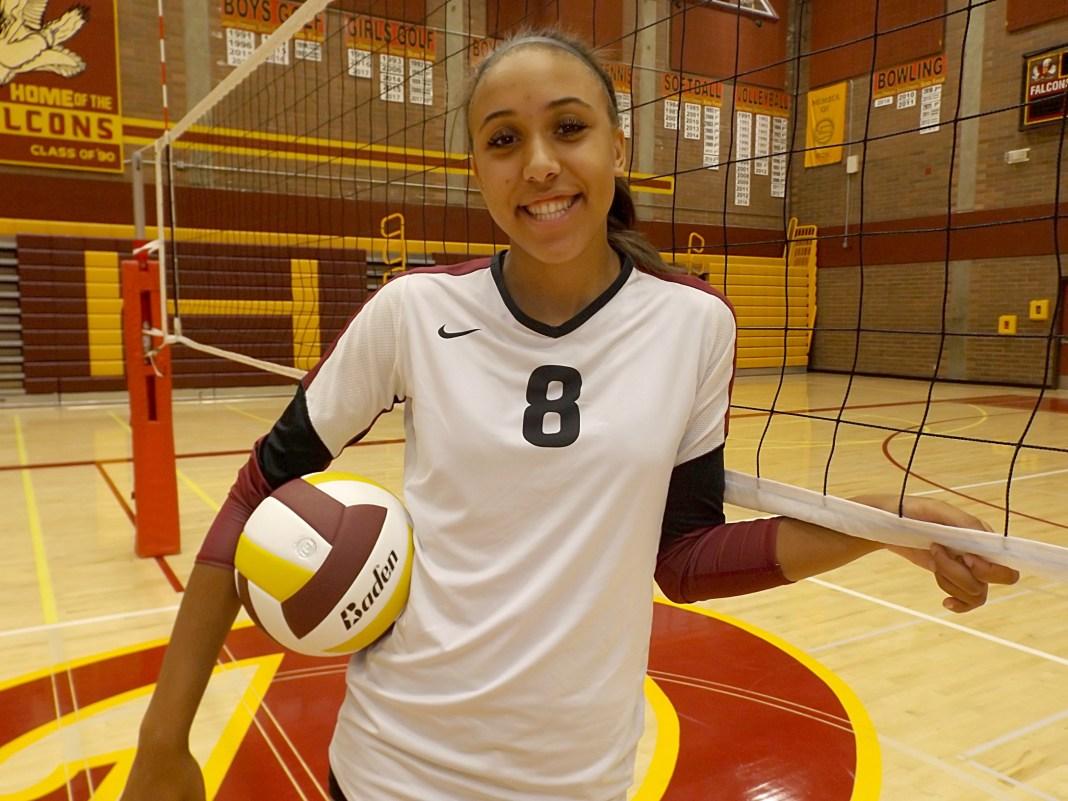 zoe mcbride volleyball