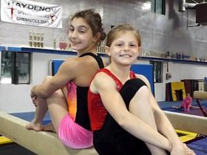 Naydenov Gymnastics weaver and thomas