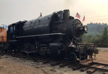 Chelatchie Prairie Railroad