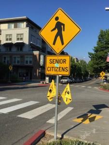 Clark County Senior Discounts Senior crossing