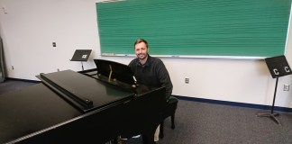 Dr. Jacob Funk Clark College piano