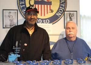 Vancouver Veterans Museum Larry Jones William Hill