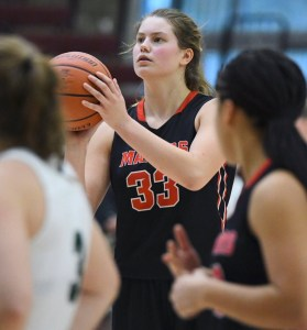 Courtney Clemmer Basketball Camas High School