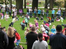 Clark County Easter Egg Hunt Camas Parks and Rec