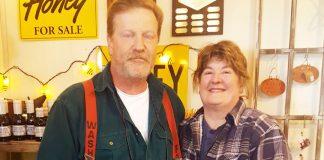 Half Moon Farm Rob and Brenda Calvert