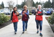 Humane Society for Southwest Washington Volunteers