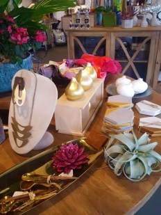 Luepke Flowers and Finds Vancouver Gift Display