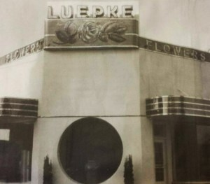 Luepke Flowers and Finds Vancouver Original Building