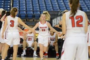 clark county state basketball Hannah Booth