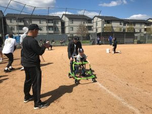 miracle league playing field