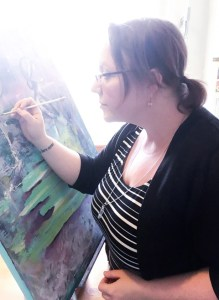 Anni Furniss Painting