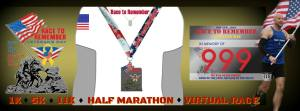 Race to Remember - Veterans Day  (Running Event) @ Remembrance Wall | Vancouver | Washington | United States