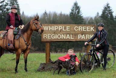 Anita Will Whipple Creek Regional Park John Deere Contest 6