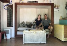 Austin and Jenna Ernesti Tiny Home Owners