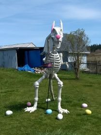 Rex on 179th Easter