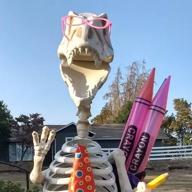 Rex on 179th school days