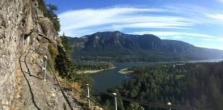 Clark County Trails scenic Beacon-Rock