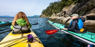 Moondance Sea Kayaking / Credit: Visit Bellingham
