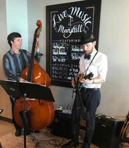 Maryville Winery live_music