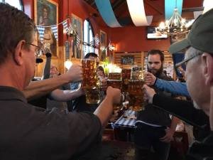 2019 Oktoberfest Clark County Northwood Public House Stein
