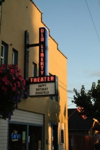 Old Liberty Theater outdoor picture