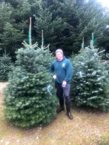 Christmas Tree Farm Clark County Nobles Only 1