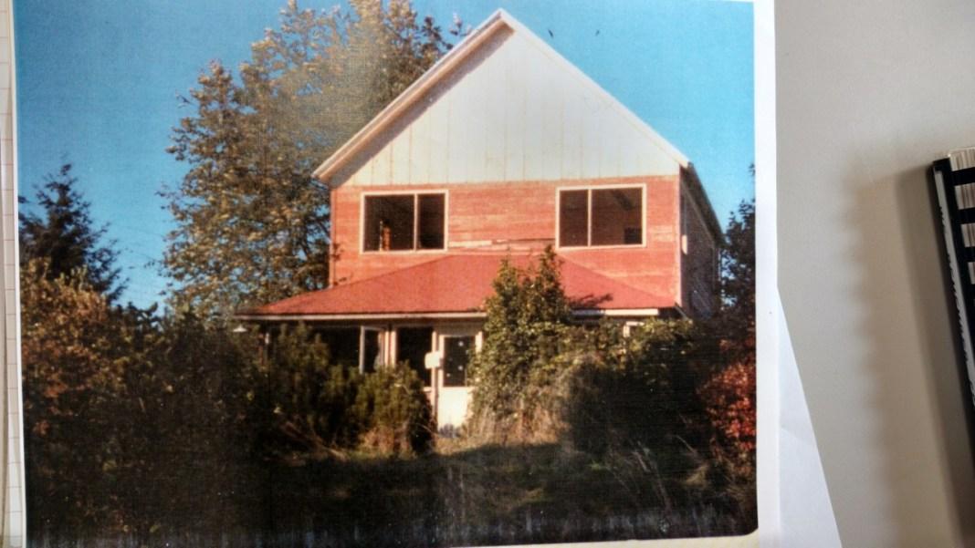Louisa Van Vleet Wright clark county history homestead