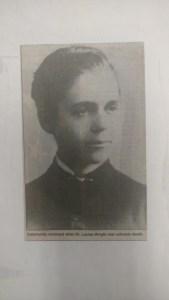 Louisa Van Vleet Wright clark county history image