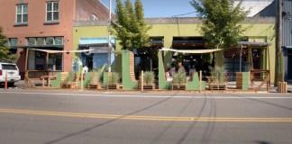 Vancouver Downtown Association Clark County Parklet Program