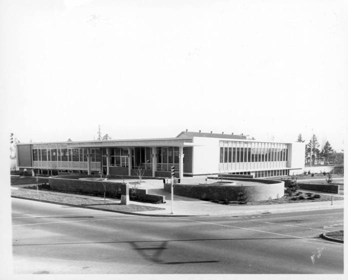 Clark-County-1963-Fort-Vancouver-Regional-Library-Mill-Plain-Blvd