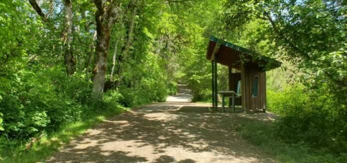 North-Clark-County-La-Center-Bottoms-Interpretive-Signs-ADA-paved-trail