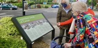 Clark-County-Downtown-Camas-Historic-Walking-Tour-Interpretive-Panels