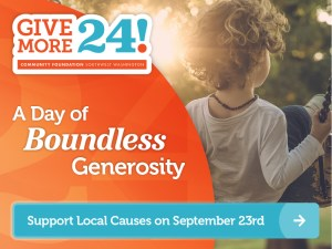 Give More 24! - A day of Boundless generosity