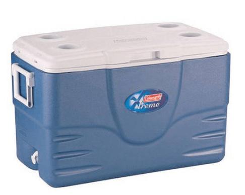 Coleman 52-quart Xtreme® cooler for $23