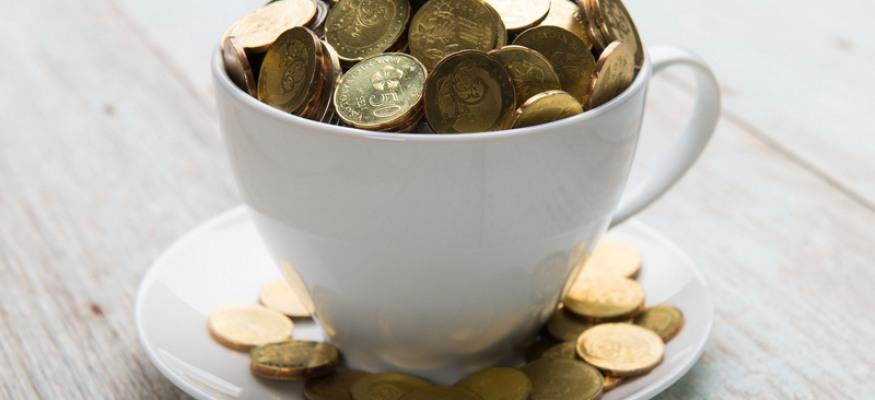 make money skip coffee
