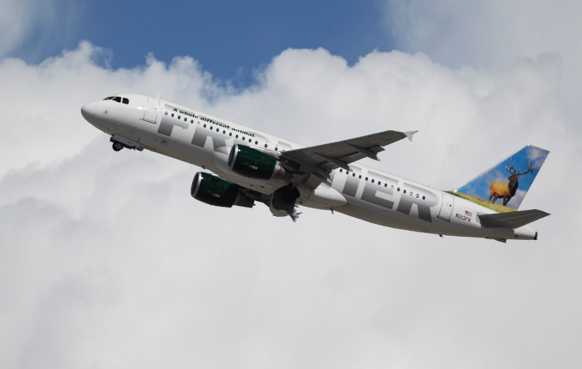 FLASH SALE: $19 flights across the USA with Frontier Airlines