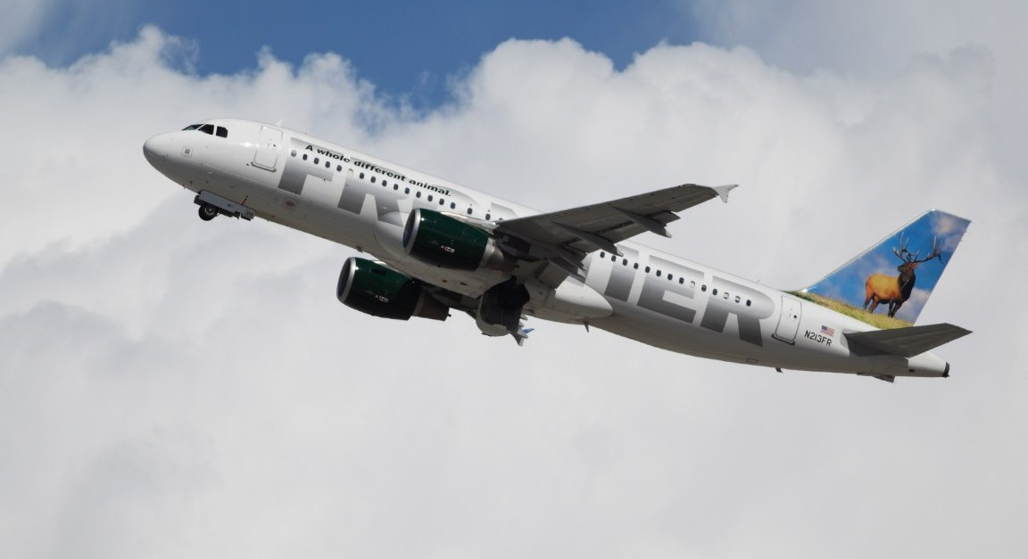🔥 Frontier Airlines fares from $20 one-way