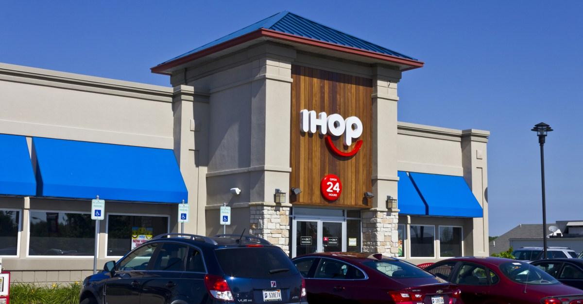 IHOP coupon gives you BOGO entrées via text message