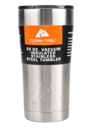 ozark trail 20 ounce tumbler