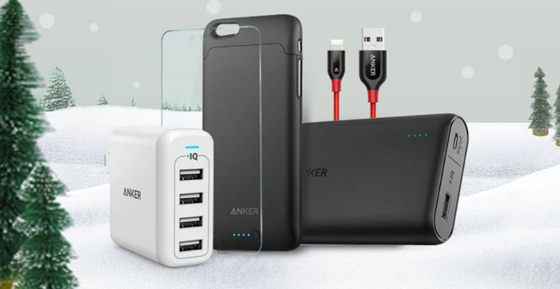 Save up to 70% on Anker charging products today