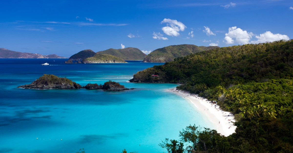 Flights to the US Virgin Islands in the $200s & $300s round-trip!