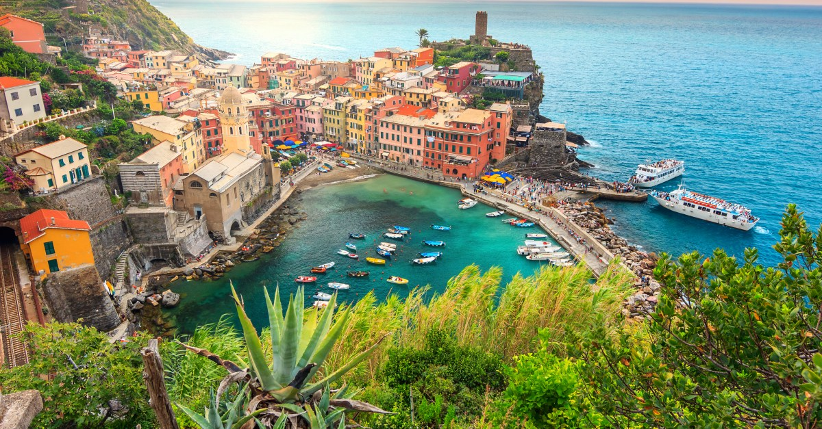 Flights to Italy from $473 round-trip!