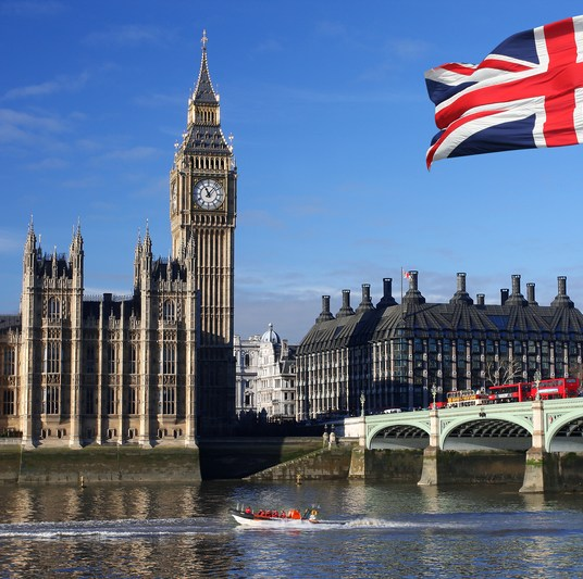 Nonstop flights to London in the $300s & $400s round-trip!