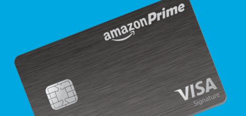 New Amazon credit card gives 5% back and sign-up bonus!