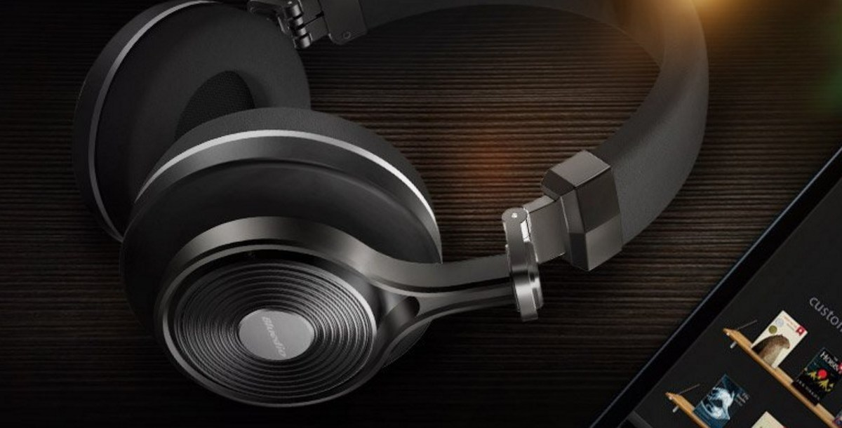 Bluedio T3 Bluetooth headphones for $30 today only