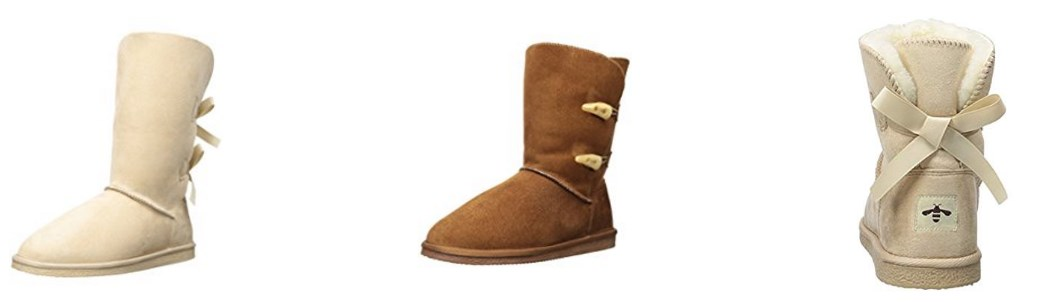 Willowbee women's boots for $20 today only at Amazon