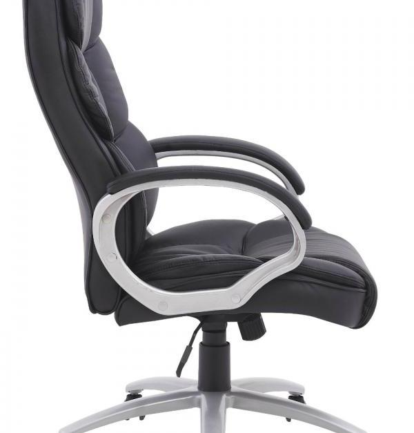 High back leather executive office desk chair for $56, free shipping