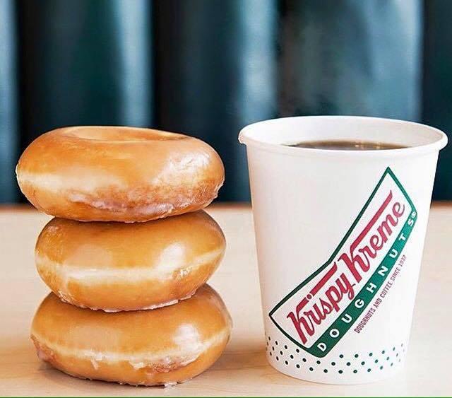 Krispy Kreme: 3 free doughnuts with $10 gift card purchase
