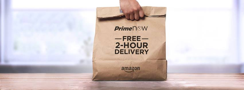 Save $10 off your first Prime Now purchase of $20 or more