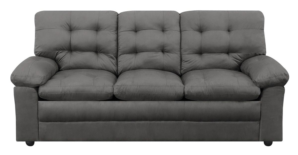 Buchannan microfiber sofa for $175